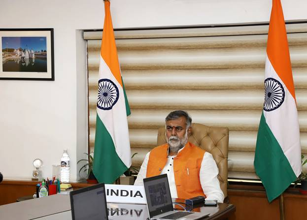 Minister for Tourism and Culture, Shri Patel said that tourism has been the hardest hit by the COVID-19 pandemic, with unprecedented impact on jobs, businesses