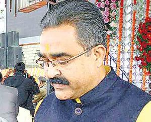 Bikram Singh called on Union Jal Shakti Minister