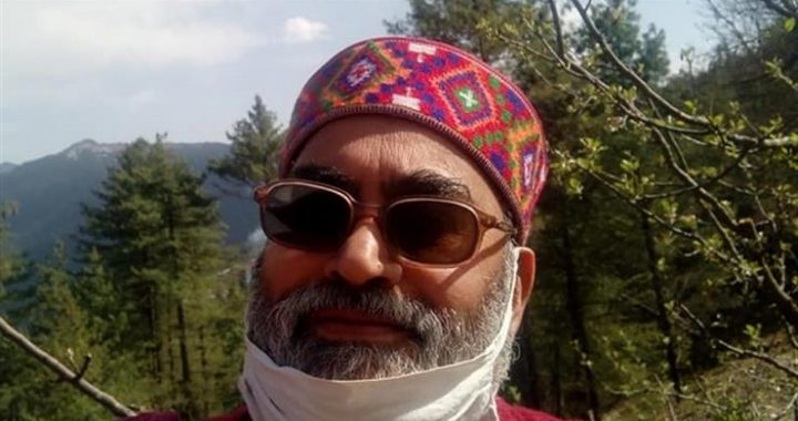 CM expresses grief over demise of Senior Editor Dr. Ranjeet Rana