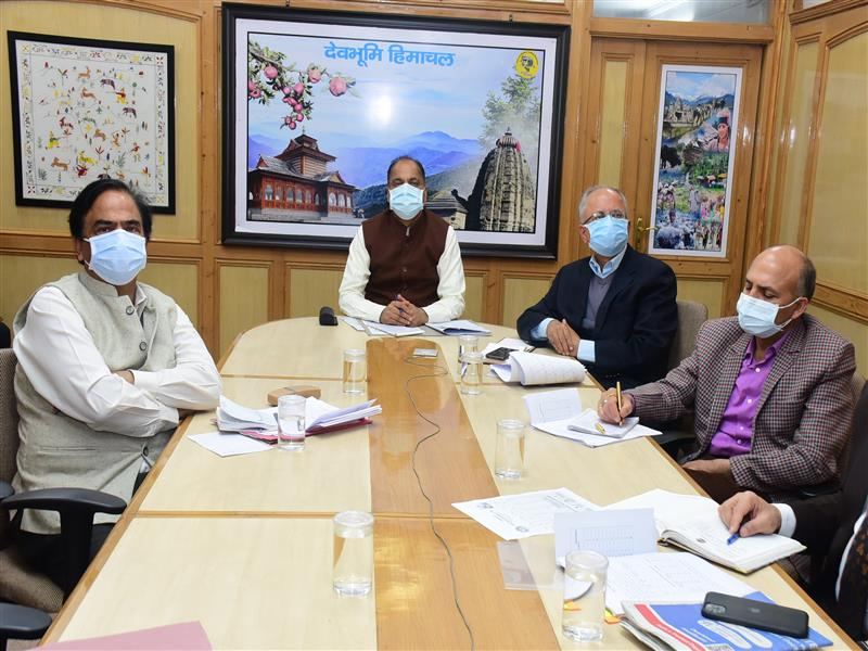 Chief Minister lays emphasis on strengthening of health infrastructure related to pediatrics