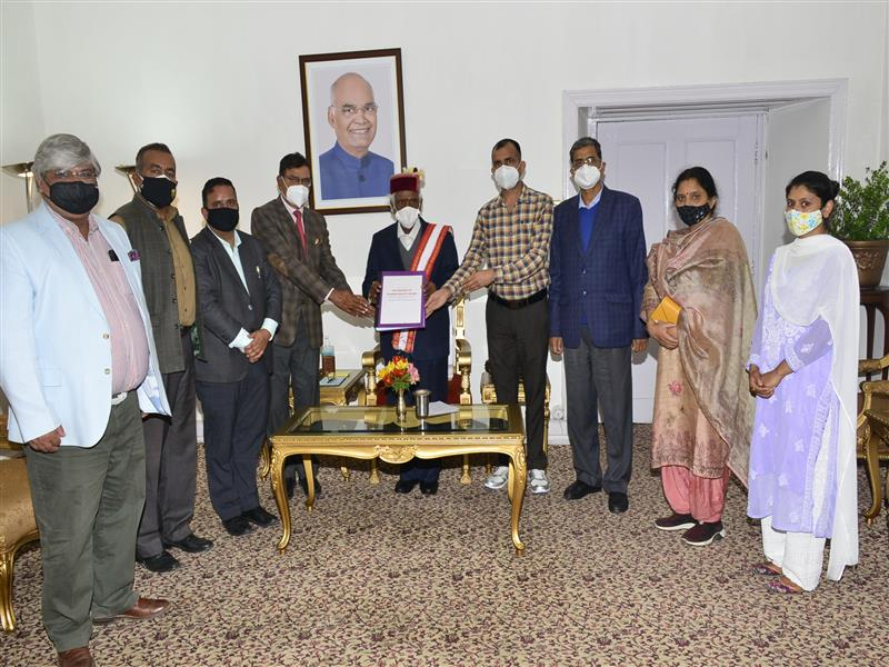 Delegation of Defenders of Human Rights Organisation calls on Governor