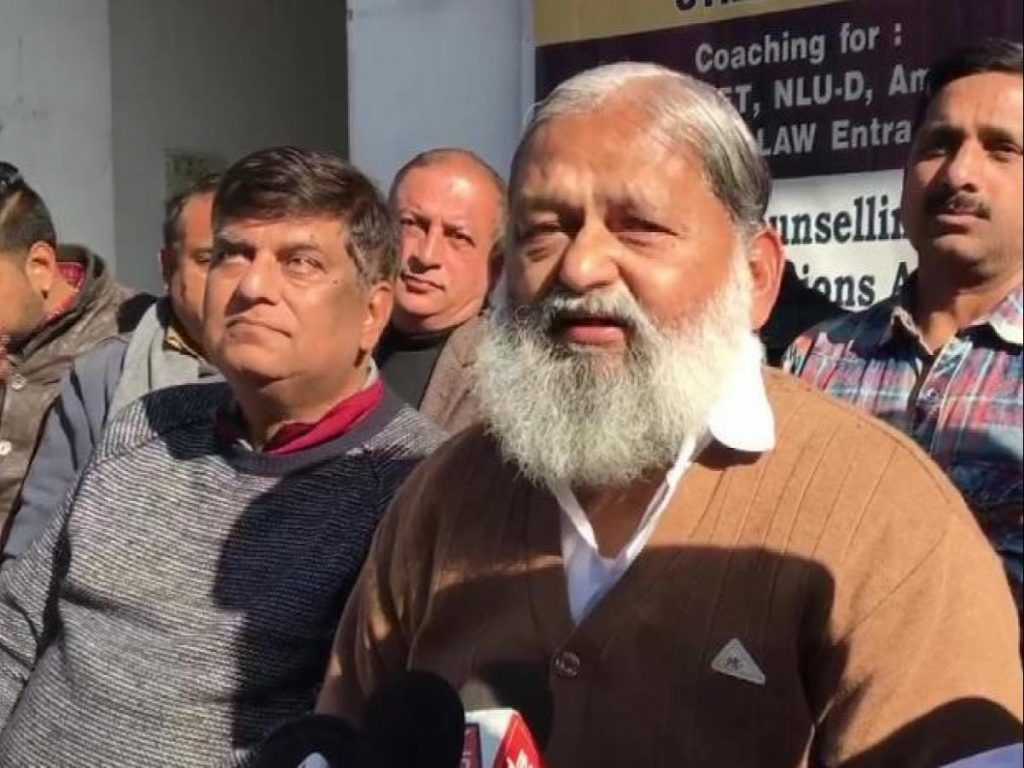 Haryana Home, Urban Local Bodies and Health Minister, Sh. Anil Vij said that there is a gradual decline in the COVID-19 cases in the second wave, howeve