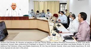 Haryana Urban Local Bodies Minister