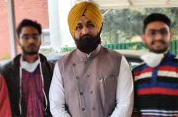 Haryana's Minister of State for Sports and Youth Affairs