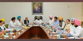 PUNJAB CABINET OKAYS AMENDMENTS IN SERVICE RULES OF 5 DEPTS TO FAST-TRACK RECRUITMENT