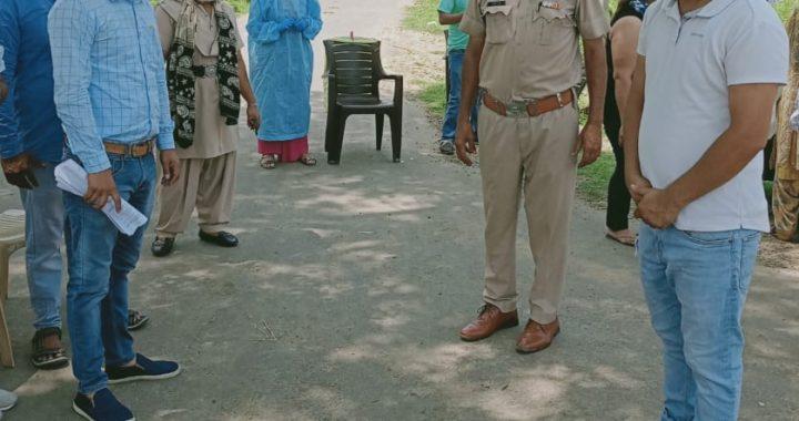 PUNJAB CM MOURNS PASSING AWAY OF ELDER SISTER OF SENIOR JOURNALIST GURPREET SINGH NIBBER