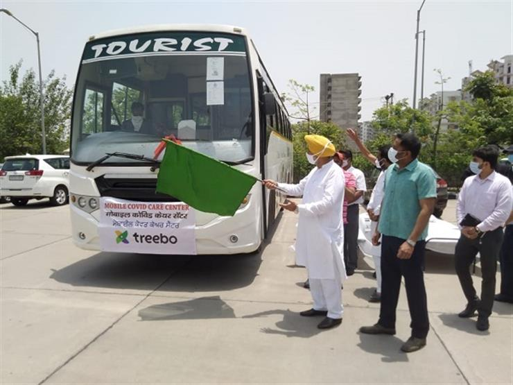 Punjab Government sets up Mobile Covid Care Unit in partnership with Treebo Hotels- Balbir Sidhu