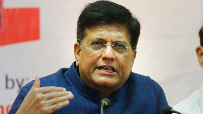 Shri PiyushGoyal holds meeting with the industry