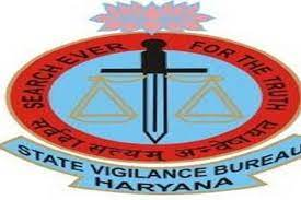 The State Vigilance Bureau, Haryana caught Sub Inspector, Vijender Kumar, State Crime Branch