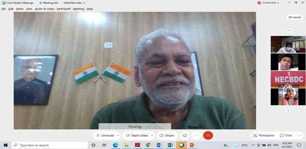 Union Minister of State for Agriculture& Farmer's Welfare Shri Parshottam Rupala launches