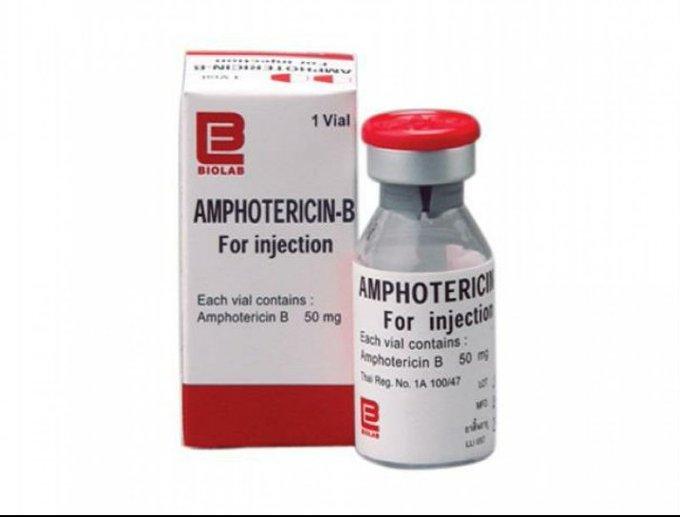 Additional 1,14,000 vials of Liposomal Amphotericin B allocated