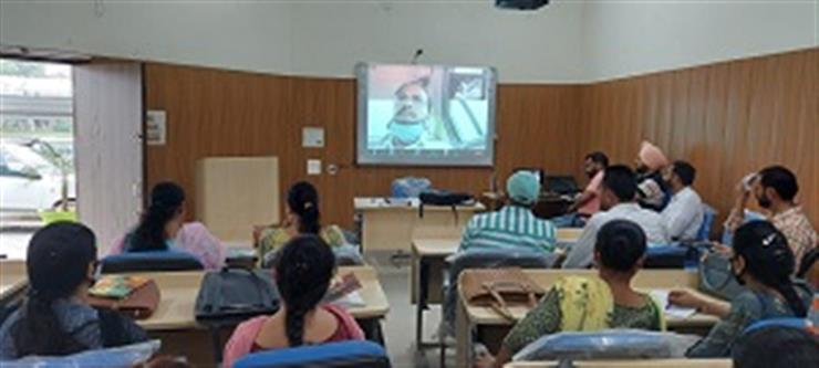 Block level training workshop for primary teachers started