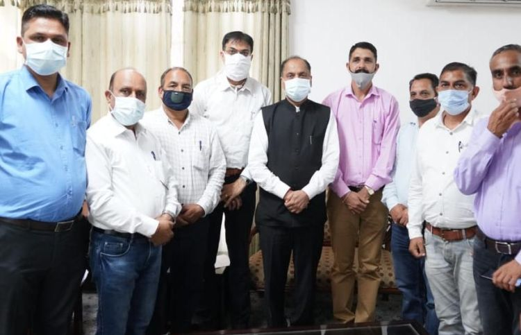 CM lauds services of teachers during Covid pandemic