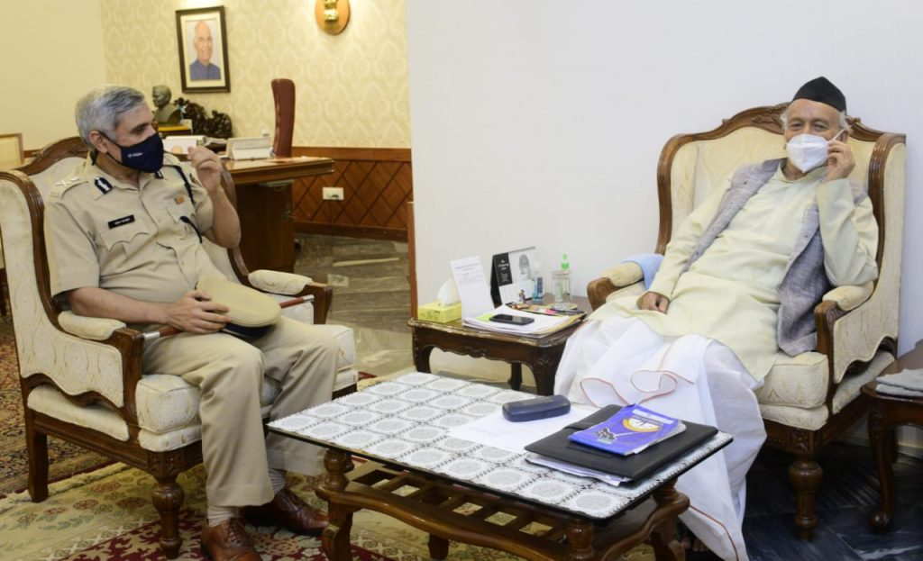 DGP calls on Governor
