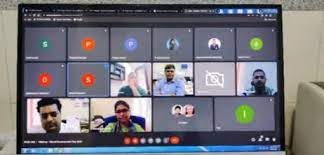 Department of Environment and Climate Change, Haryana today organised a webinar