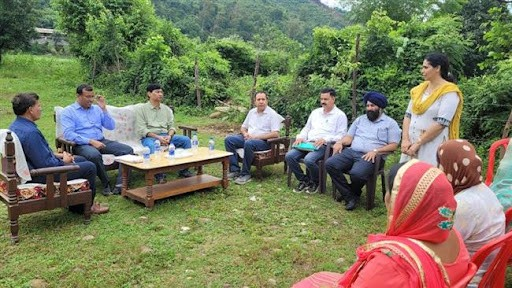 Forest Department to implement Sericulture Project in Punjab Dharmsot