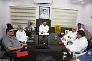 Haryana Additional Chief Secretary, Revenue and Disaster Management Department, Sh. Sanjeev Kaushal said that the Swamitva Yojana will be implemented in the state by September 15, 2021.