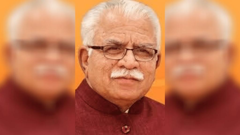 Haryana Chief Minister, Sh. Manohar Lal heard the grievances of various delegations during Janta Darbar held at Haryana