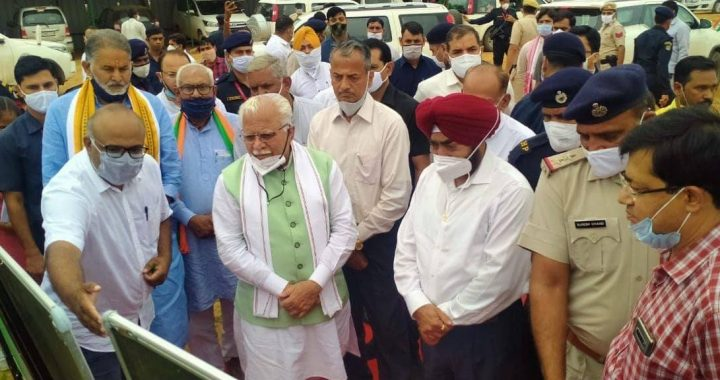 Haryana Chief Minister, Sh. Manohar Lal said that the work of medical college to be built at Koriyawas in Mahendragarh district would be completed by 2022.