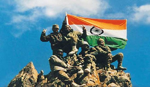 On the occasion of the 22nd anniversary of Kargil Vijay Diwas today, Haryana Chief Minister, Sh. Manohar Lal saluted the great Kargil heroes who made the supreme sacrifice of their lives for ensuring security, peace and esteem of the nation.