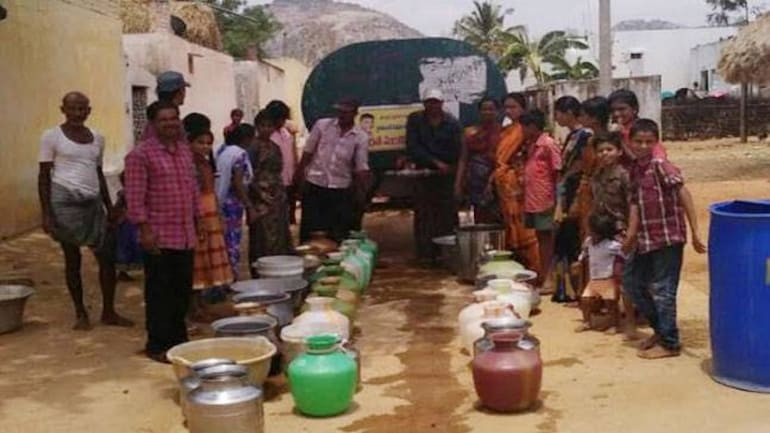 Potable Water Problem in Rural Areas
