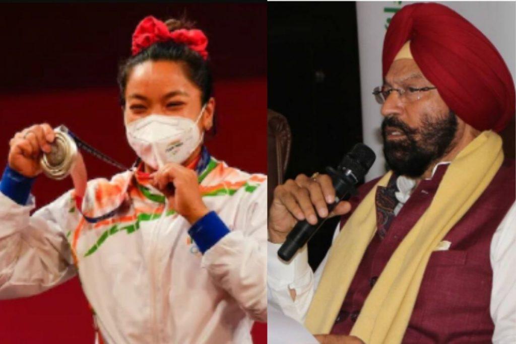 Rana Sodhi terms Saikhom Mirabai Chanu 'Pride of the nation'