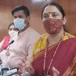 Soni hands over appointment letters to 202 Staff Nurses and 73 Paramedical Technicians