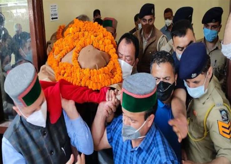 State Government declares three days mourning on demise of former CM Sh. Virbhadra Singh