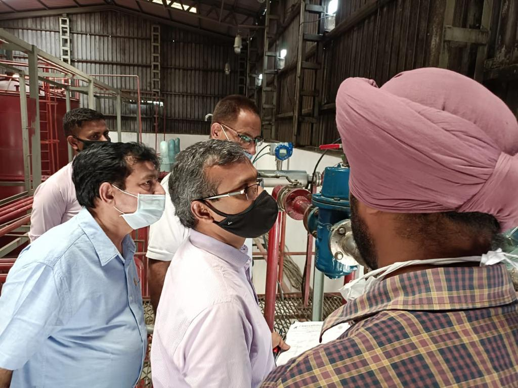 THIRD-PARTY AUDIT OF LIQUOR MANUFACTURING UNITS IN PUNJAB
