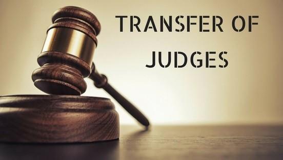 Transfer of Judges in Haryana (हरियाणा में जजों के तबादले)