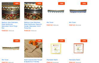 Tribes India a one-stop shop for upcoming Rakhi festival and other gifting needs