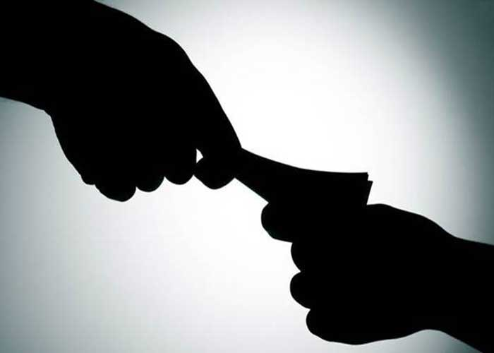 Two teams of State Vigilance Bureau (SVB), Haryana today arrested two police
