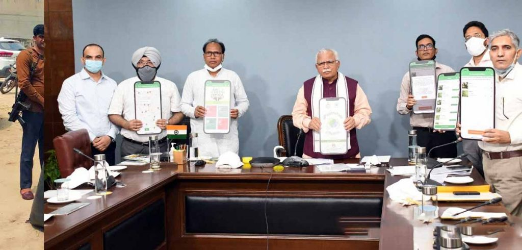 While stressing upon the importance of trees, Haryana Chief Minister, Sh. Manohar Lal on the occasion of 72nd Van Mahotsav organized by Forest Department has once again appealed to the people of the State to take Green 'Pledge' by planting....