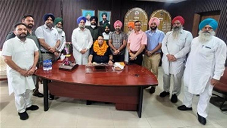 WORK HARD FOR ENSURING PUBLICITY OF PRO-FARMER SCHEMES AT GRASSROOTS LEVEL, RANDHAWA TO NEWLY ELECTED DIRECTORS OF PSCADB