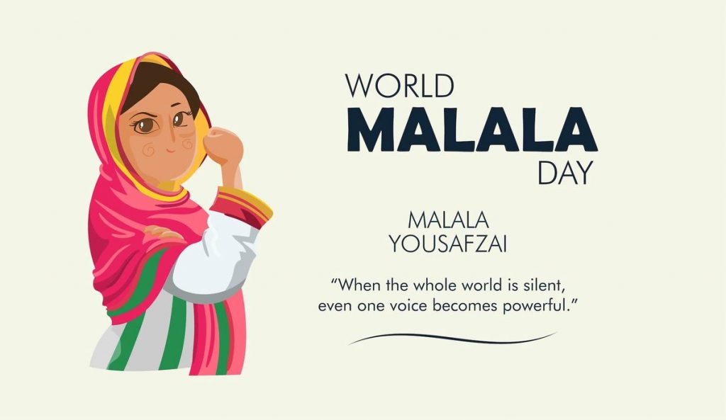 World Malala day 2021