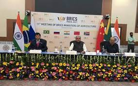 BRICS-Agricultural Research Platform operationized to strengthen cooperation in agricultural research & innovations