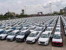 Government introduces a new registration mark for new vehicles