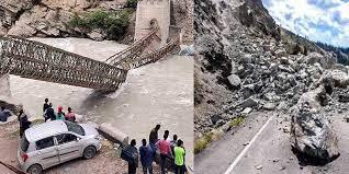 Governor expresses grief over Kinnaur landslide incident
