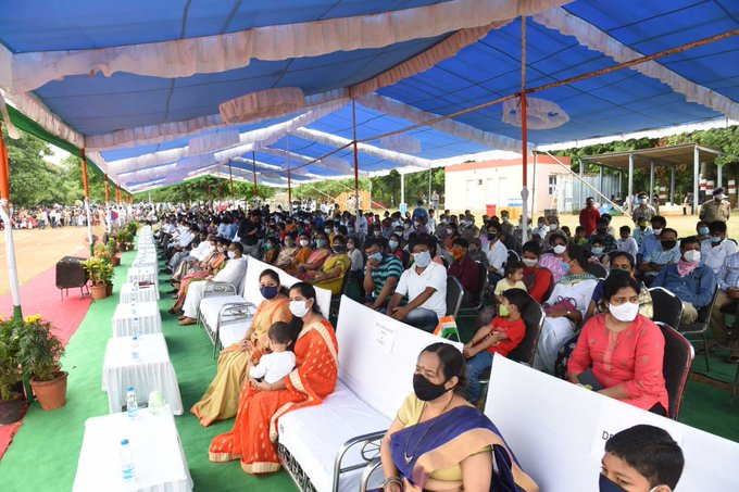 Independence Day Celebrated with Patriotic zeal by RINL, Ministry of Steel