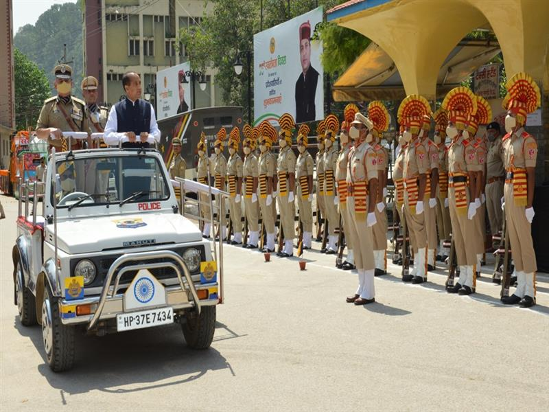 Functions were held at state, district and sub-division level to mark this historic occasion. Unfurling of Tri-colour, impressive march past by contingents of State Police, Home Guards SSB, ITBP were main attractions of the celebration.
