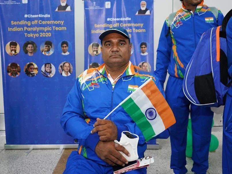 PM congratulates Vinod Kumar for winning Bronze Medal in men's DiscusThrow at Paralympics Games