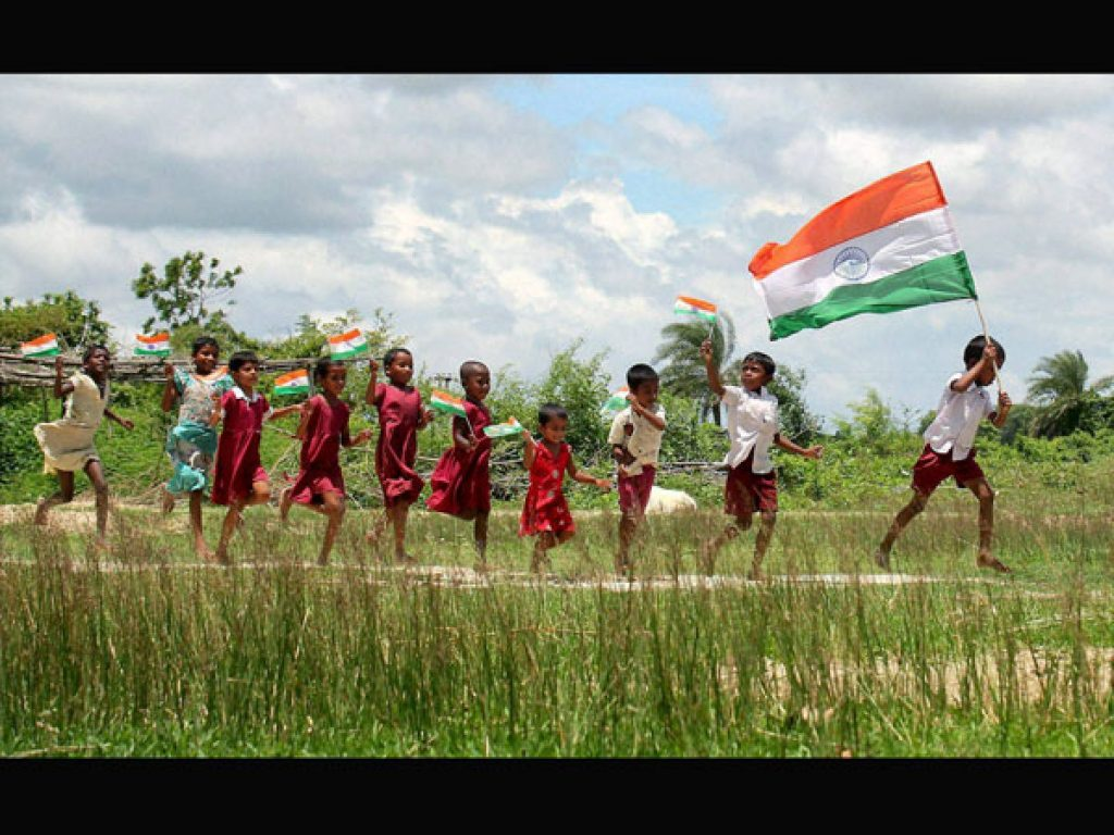 Plantation drive organised on Independence day