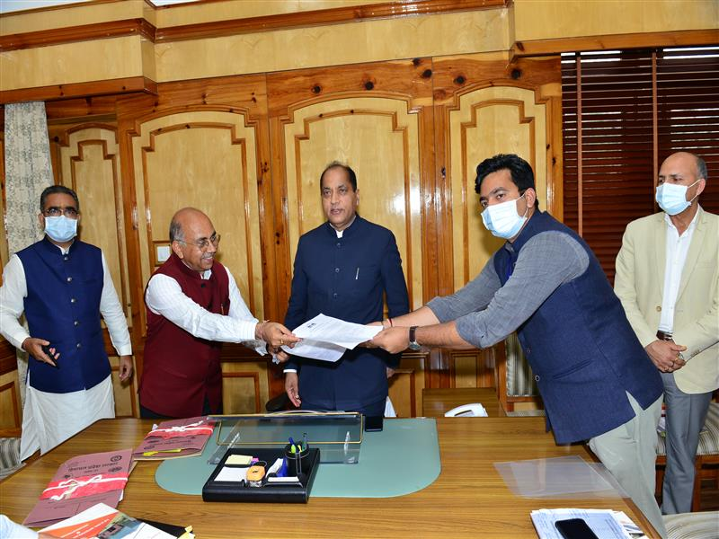 Rs. 500 crore MoU signed for API unit in Himachal Pradesh