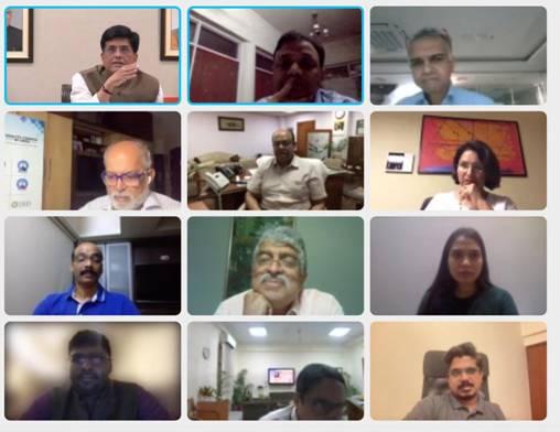 Shri Piyush Goyal chaired Open Network for Digital Commerce (ONDC)