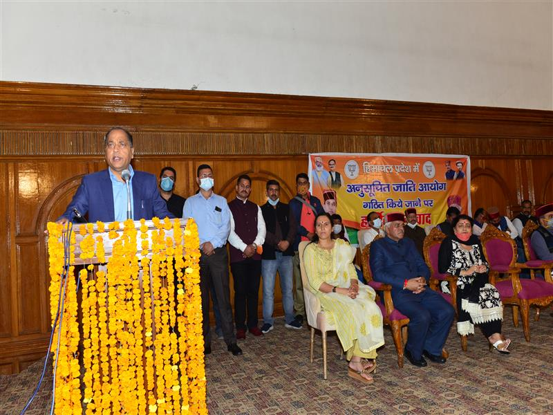 State Government committed towards welfare of weaker sections of society: CM