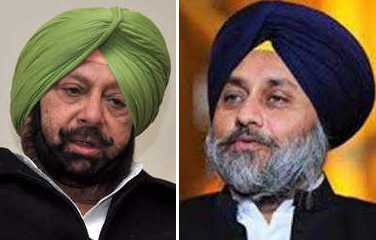 'TALKS WON'T ABSOLVE YOU OF YOUR RESPONSIBILITY, YOU'RE THE ROOT CAUSE OF THE FARM LAWS PROBLEM': PUNJAB CM TO SUKHBIR