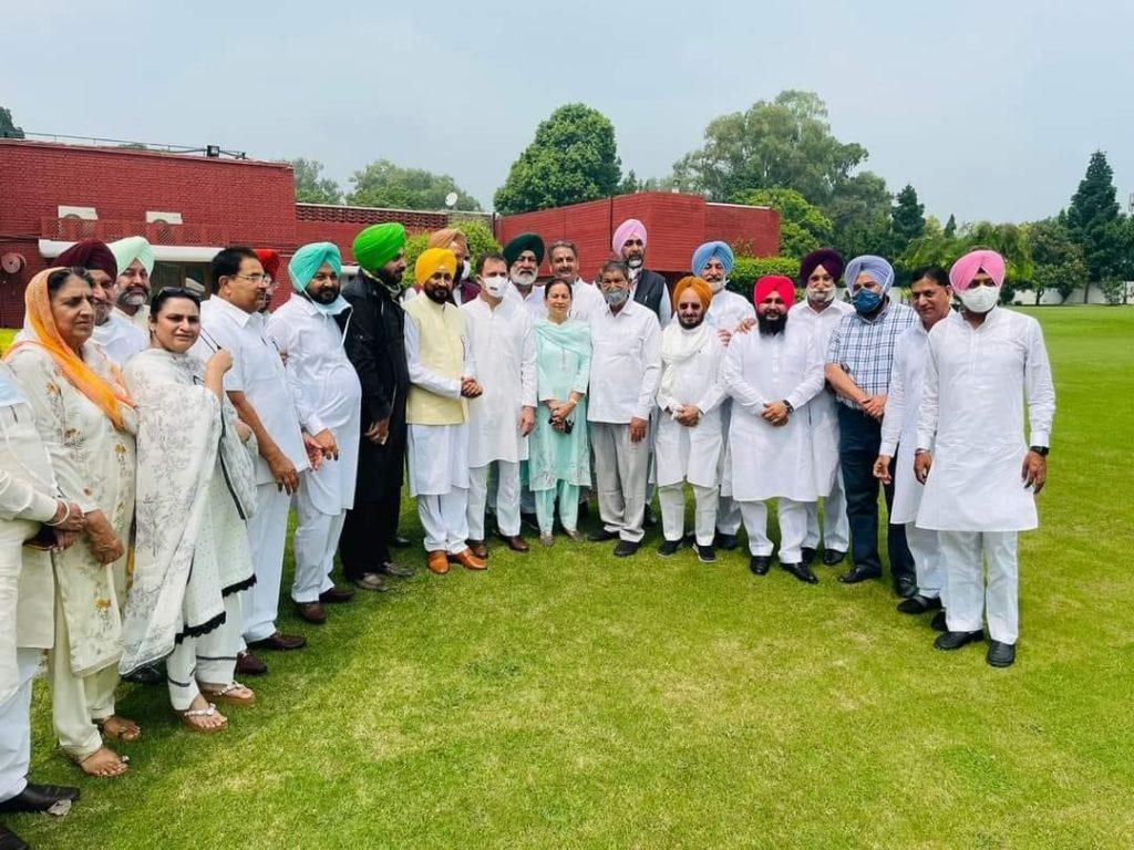 Charanjit Singh Channi Indian National Congress - Punjab