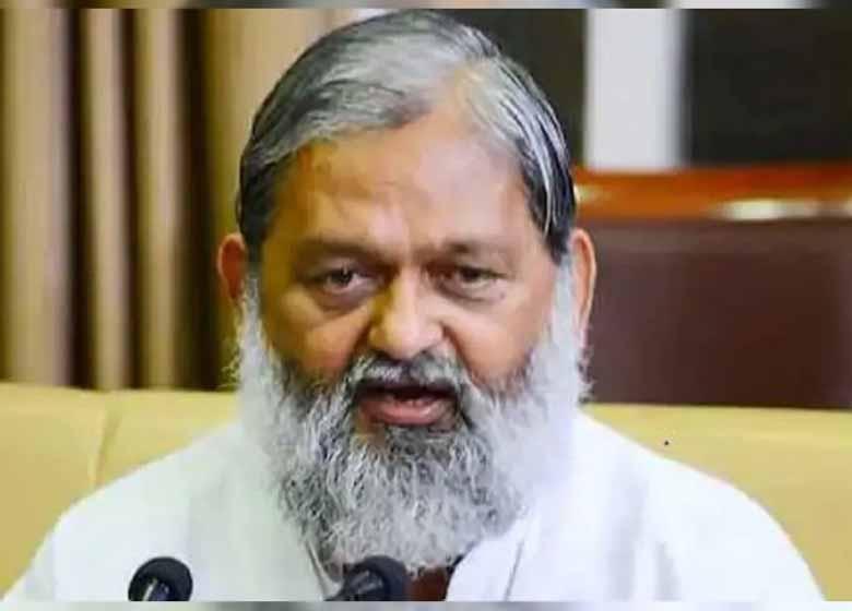 Haryana Nursing Welfare Association officials meet Health Minister, Anil Vij
