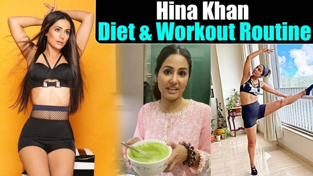 Hina Khan Diet Charts
