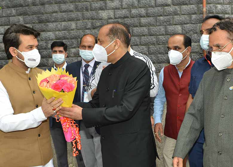 Jai Ram Thakur congratulates PM on 71st birth anniversary